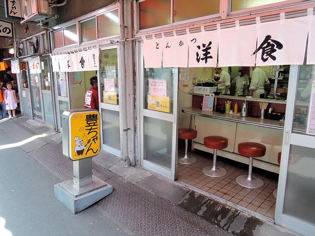 ตลาดปลา Tsukiji