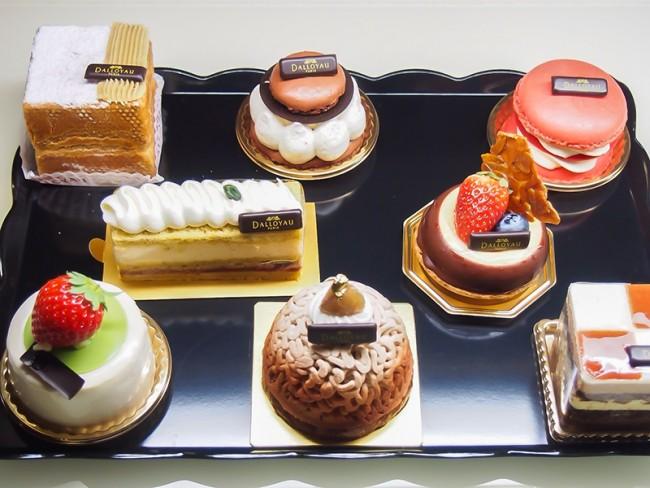 Dalloyau Dessert Buffet Tokyo