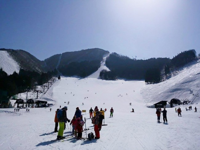 Ski Resort Nagano
