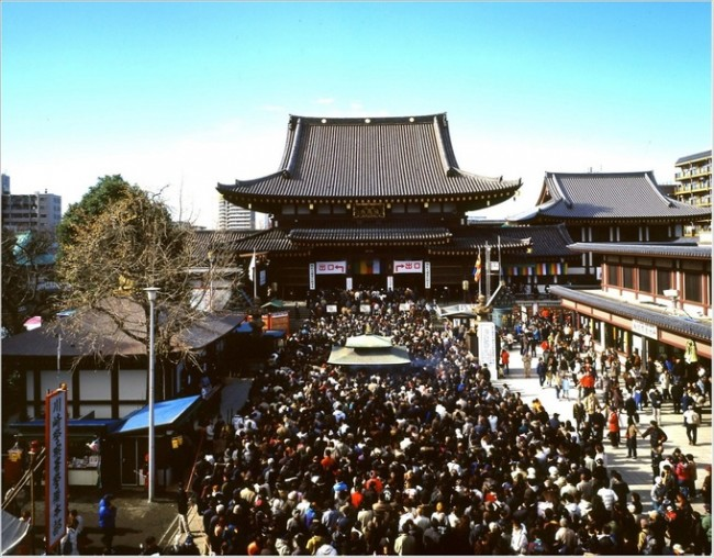 Shrine Newyear