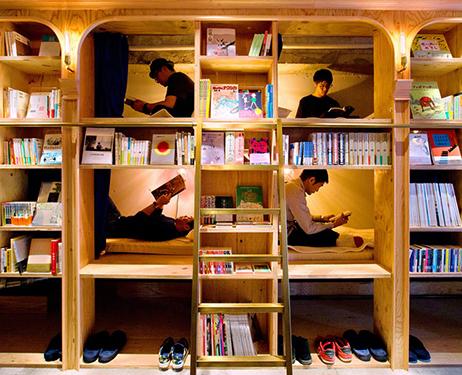 Bookandbed