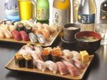 อร่อยสุดคุ้ม กับ 5 ร้าน ซูชิบุฟเฟ่ต์ ที่โตเกียวのサムネイル