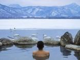 หน้าหนาวไม่กลัวหนาว แช่ออนเซ็นอุ่นกายที่ Hokkaidoのサムネイル