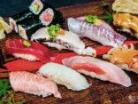 ร้านอาหารอร่อย คุ้มค่า ณ ตลาดปลา Tsukiji