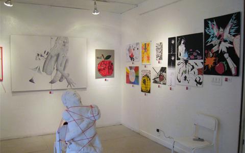 ART gallery Harajuku