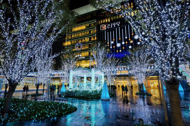 ็๋JR Hakata City