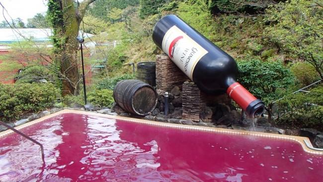 red-wine-onsen