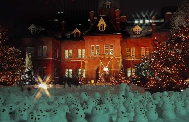เทศกาลหิมะ ซัปโปโร