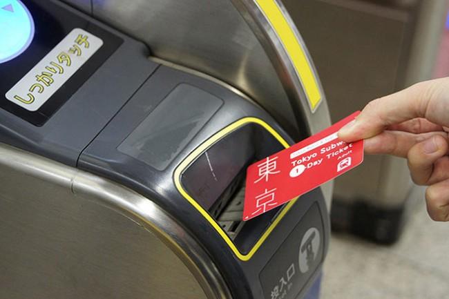 Ticket Metro