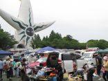พาเที่ยว Expo Park ตลาดนัดเปิดท้ายสไตล์โอซาก้า!