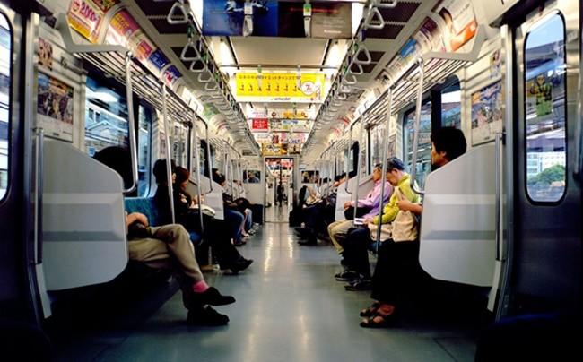 รถไฟใต้ดินโตเกียว