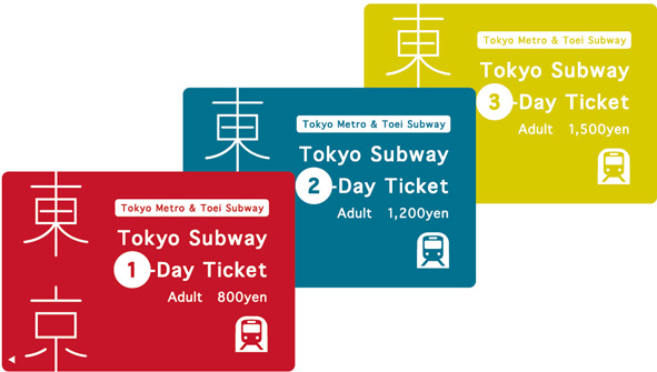 Tokyo-Ticket