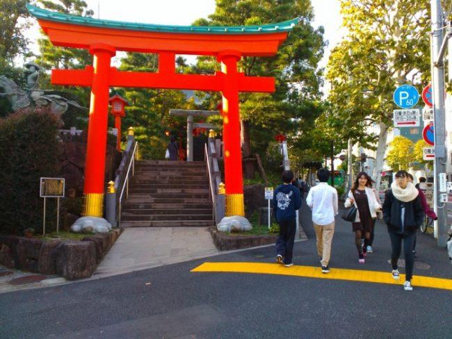 ศาลเจ้าโตเกียว