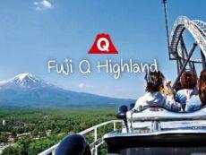 Fuji Q Highland สนุกกับเครื่องเล่นหวาดเสียว ชมวิวฟูจิ