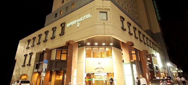 Hakata Green Hotel 2