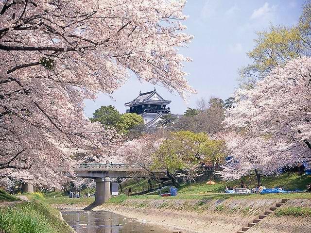 55 okazaki castle park