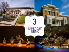 Ueno museum 3 พิกัดพิพิธภัณฑ์น่าสนใจ กลางโตเกียว