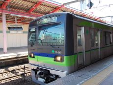 Tokyo Metro & Toei Subway รถไฟโตเกียวทั่วถึง ราคาถูก