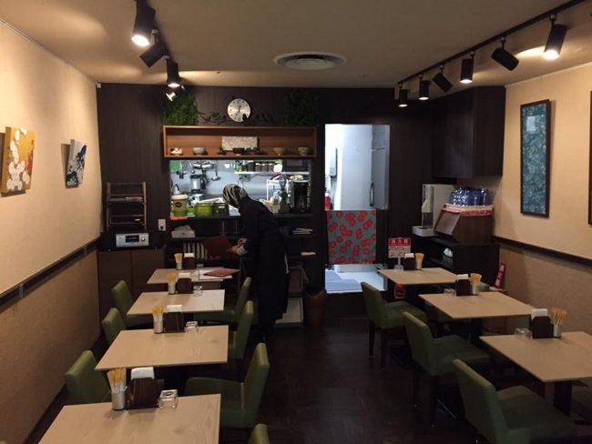 อาหารฮาลาลญี่ปุ่น