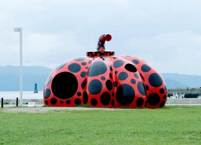 3 ปีมีครั้ง ! ชมงานศิลป์บนหมู่เกาะ ที่ Setouchi  Art Festival