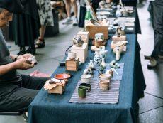 Oedo Antique Market ตลาดนัดโตเกียว แหล่งของวินเทจ ราคาถูกใจ