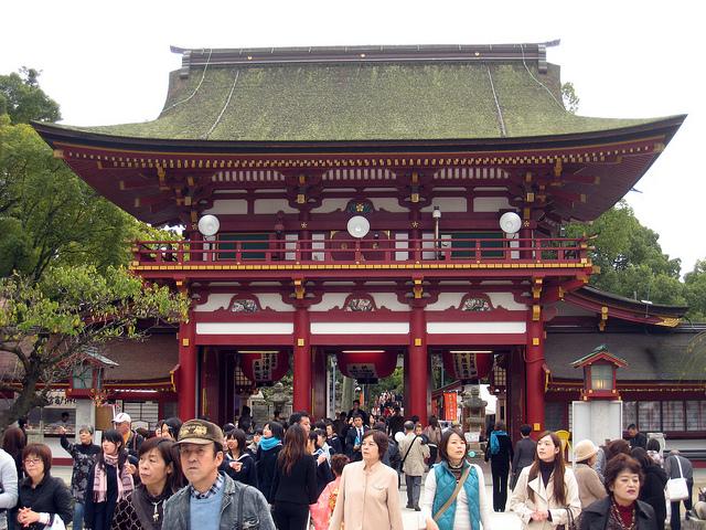 ศาลเจ้าญี่ปุ่น