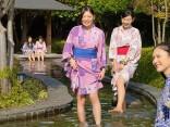 แช่น้ำร้อน ย้อนยุคที่ Oedo Onsen Monogatariのサムネイル