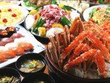 แนะนำ 2 ร้านบุฟเฟ่ต์ ปูฮอกไกโด เริ่มต้นแค่ 980 เยน