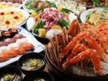 3 ร้านบุฟเฟ่ต์ ปูฮอกไกโด เริ่มต้นแค่ 980 เยนのサムネイル