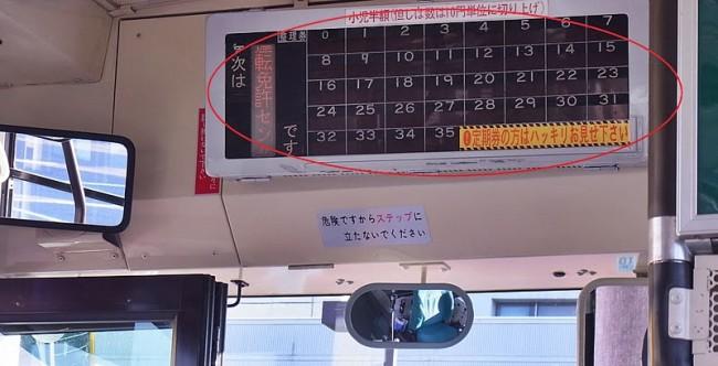 รถบัสญี่ปุ่น