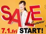 ญี่ปุ่นลดราคาช่วงไหน ? เริ่มแล้ว Japan Summer Sales โตเกียว โอซาก้าのサムネイル