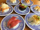5 ร้าน ซูชิสายพาน เจ้าดัง อร่อยเลือกได้ เริ่มต้น 90 เยน