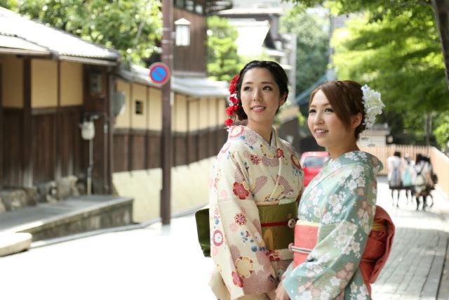Yukata-kimono