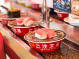 5 ร้าน ซูชิสายพาน เจ้าดัง อร่อยเลือกได้ เริ่มต้น 90 เยนのサムネイル