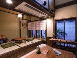 พักแบบย้อนยุคที่ 5 เรียวกัง เกียวโต ใกล้สถานี ราคาดี มีความดั้งเดิม