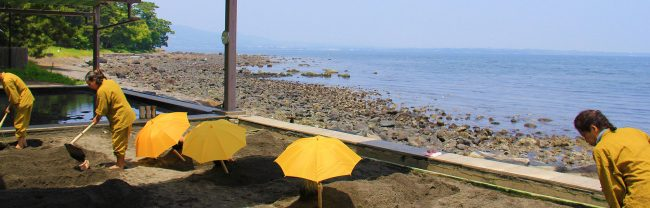 beppu-beach-sand-bath-municipal-hot-springs
