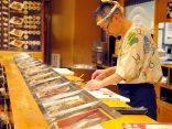 สดอร่อย สุดคุ้ม ที่ร้าน บุฟเฟ่ต์ซูชิ โอซาก้า หาง่าย ใกล้รถไฟฟ้าのサムネイル