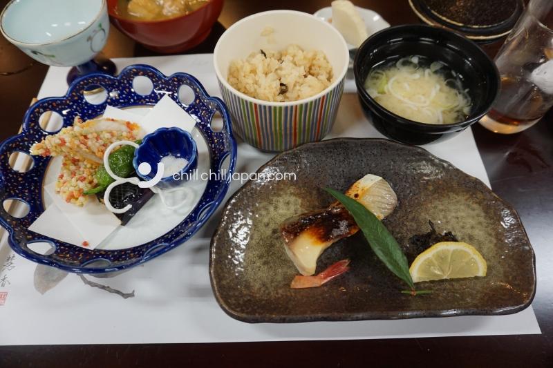 ปลาตามฤดูกาลญี่ปุ่น