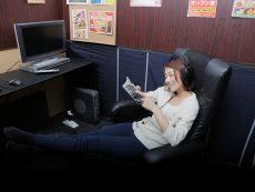 5 manga cafe โตเกียว มิติใหม่แห่งการพัก ค้างได้ สบายกระเป๋า