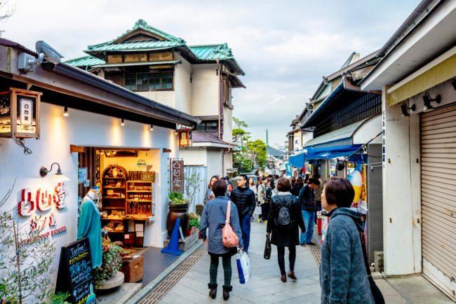 6 เมนูห้ามพลาดที่มา Kamkura Komachi Street แล้วต้องกิน