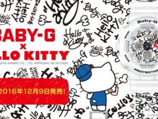 คู่มือช๊อป Casio BABY-G ญี่ปุ่น พร้อม 8 คอลเล็คชั่นสุดชิค
