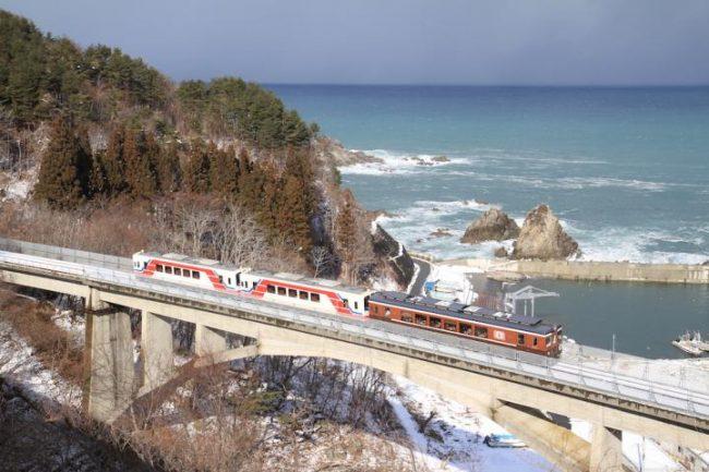 kotatsu train