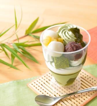 ขนมชาเขียว ในเซเว่น