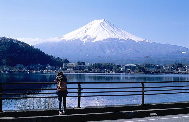 เที่ยวญี่ปุ่นคนเดียว ผู้หญิง