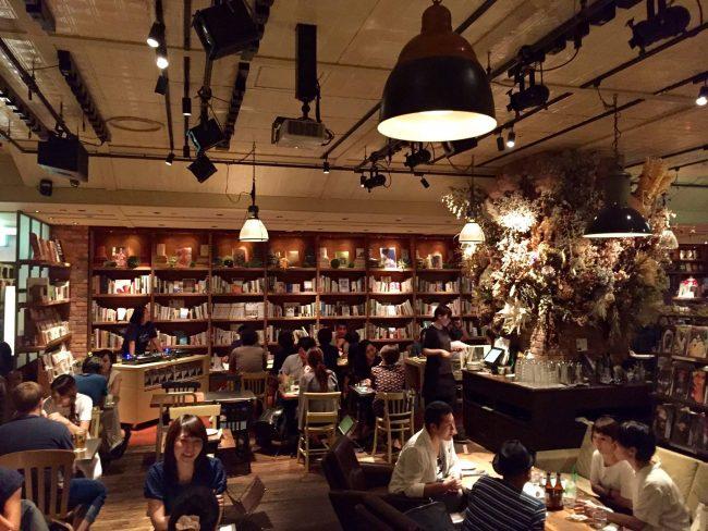 4 Book Cafe Tokyo บรรยากาศดี มีความรู้ คู่ความชิค