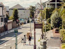 ปล่อยใจไป Kitano Area ย่านสุดคลาสสิกผสานตะวันตก