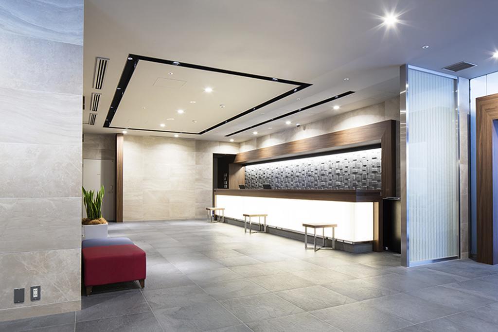 โรงแรม ใกล้สถานีชินโอซาก้า