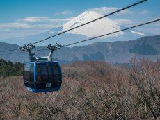 ชม วิวญี่ปุ่นสวย ๆ ที่ Top 5 กระเช้า  Ropeway  มุมสูง สุดประทับใจ