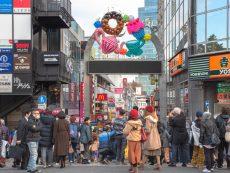 เที่ยวโตเกียวสุดชิค แจกแผนที่เที่ยว Takeshita ถนนสายวัยรุ่นแห่ง ฮาราจุกุ