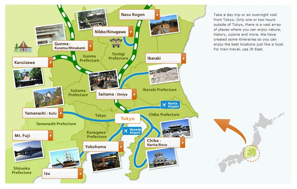 เที่ยวรอบโตเกียว
